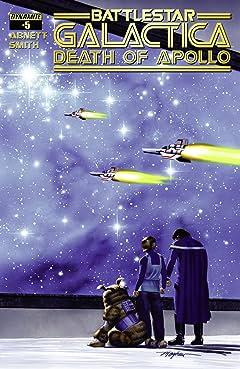 Battlestar Galactica: Death of Apollo #5 (of 6): Digital Exclusive Edition