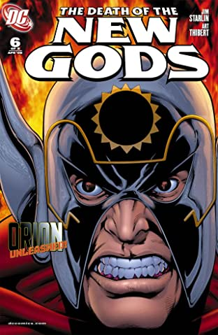 Death of the New Gods #6 (of 8)