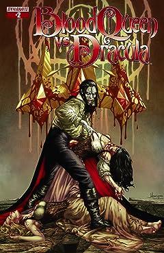 Blood Queen vs. Dracula #2 (of 4): Digital Exclusive Edition