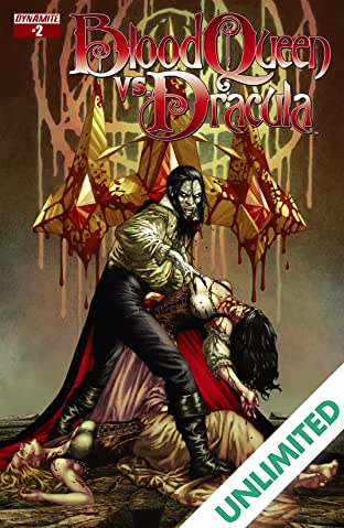 Blood Queen vs. Dracula #2 (of 4): Digital Exclusive Edition