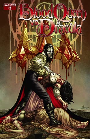 Blood Queen vs. Dracula No.2 (sur 4): Digital Exclusive Edition