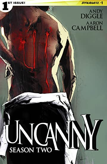 Uncanny Season Two #1 (of 6): Digital Exclusive Edition