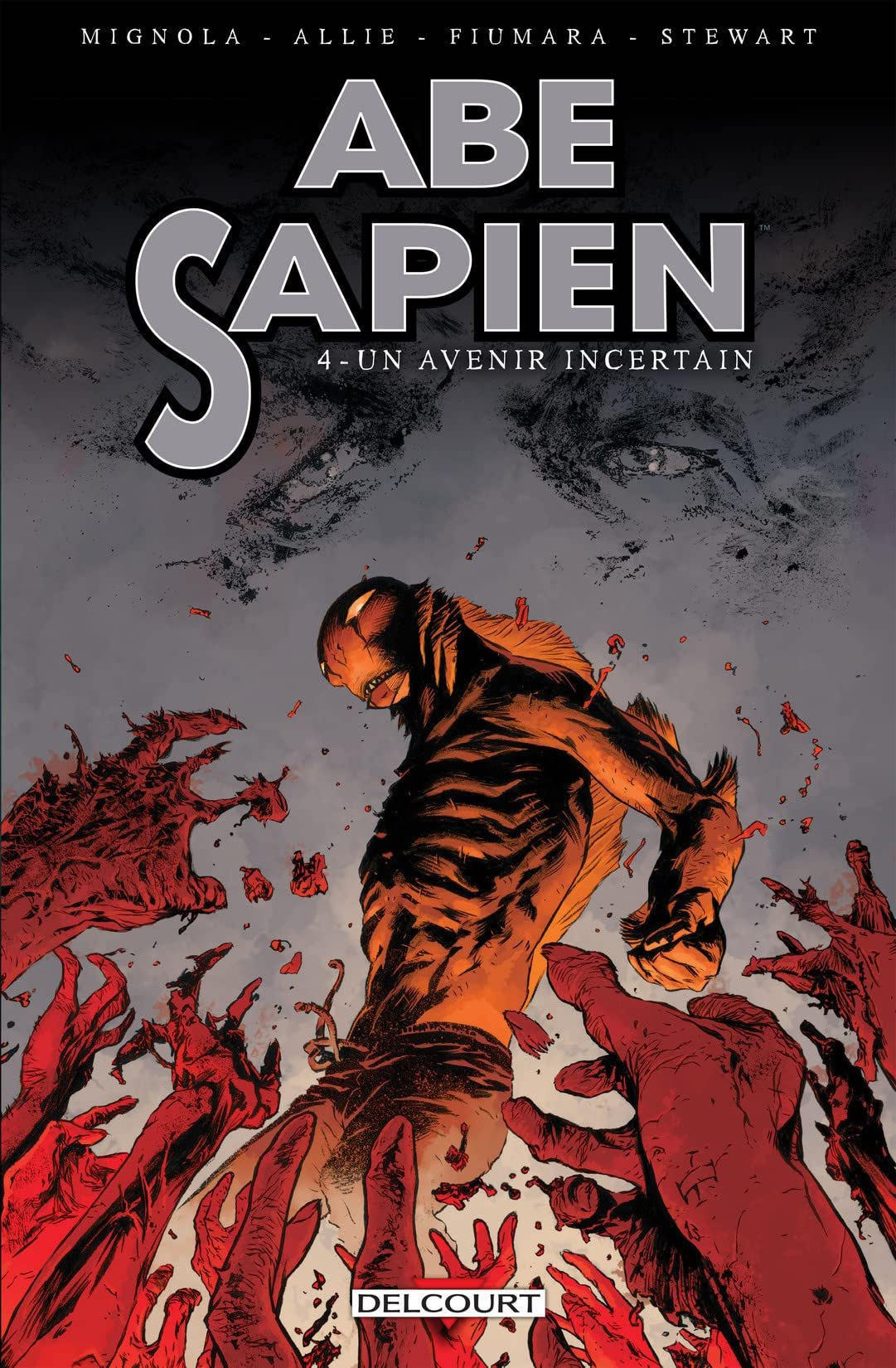 Abe Sapien Vol. 4: Un avenir incertain