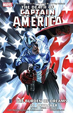 Captain America: The Death of Captain America Tome 2: The Burden of Dreams