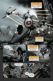 Captain America: The Death of Captain America Vol. 2: The Burden of Dreams
