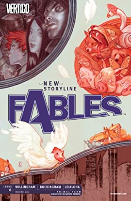Fables #6