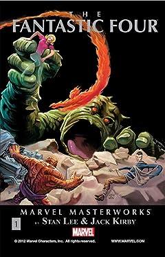 Fantastic Four Masterworks Tome 1