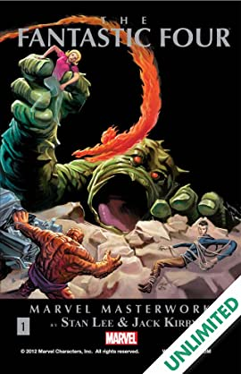Fantastic Four Masterworks Vol. 1