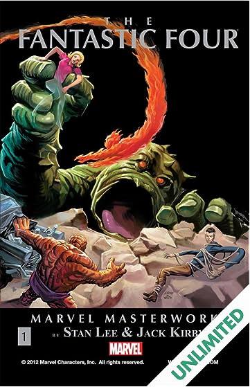 Fantastic Four Masterworks Vol. 1