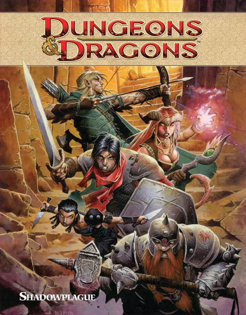 Dungeons & Dragons Vol. 1: Shadowplague