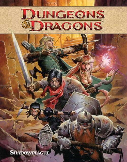 Dungeons & Dragons Vol. 1: Shadowplague