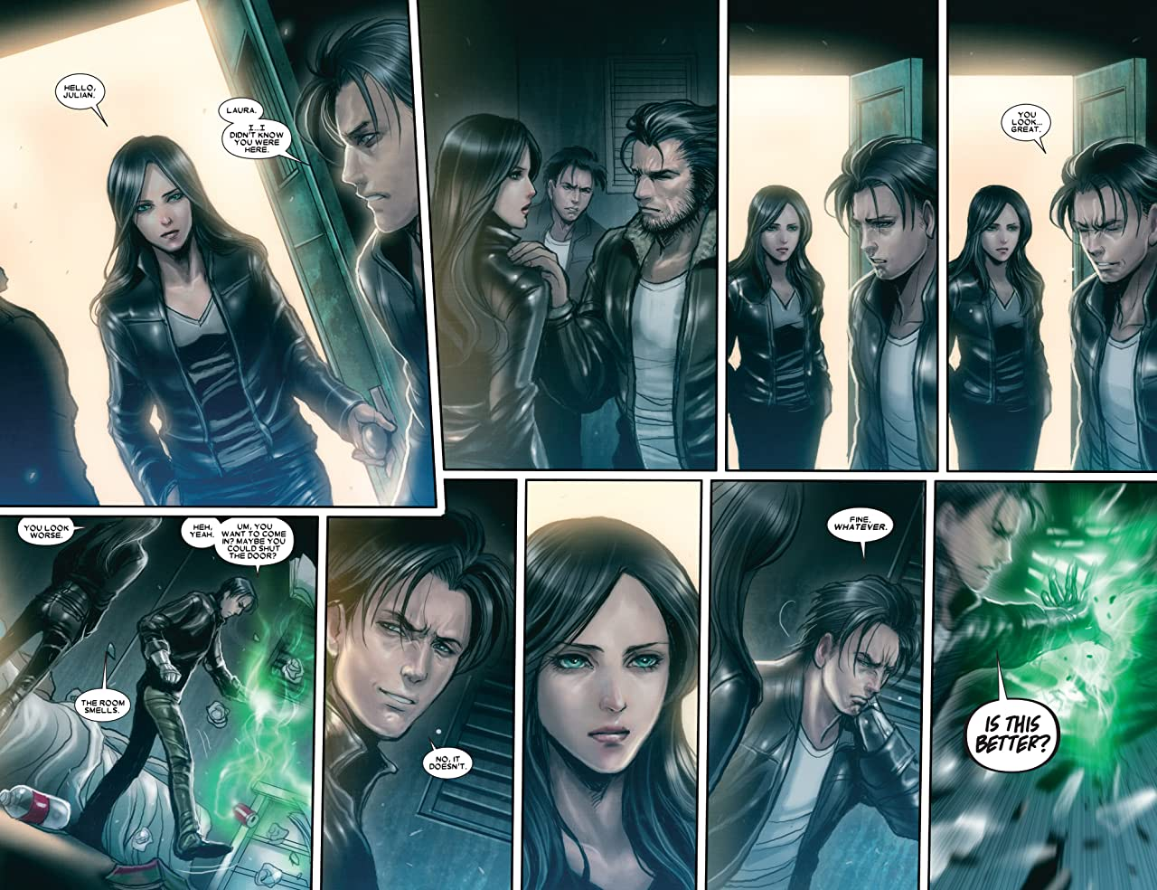 X-23 Tome 3: Dont Look Back