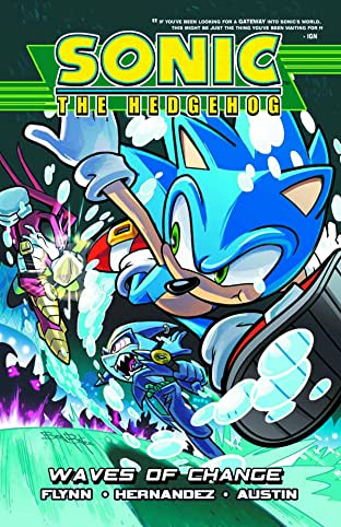 Sonic the Hedgehog Vol. 3: Waves of Change