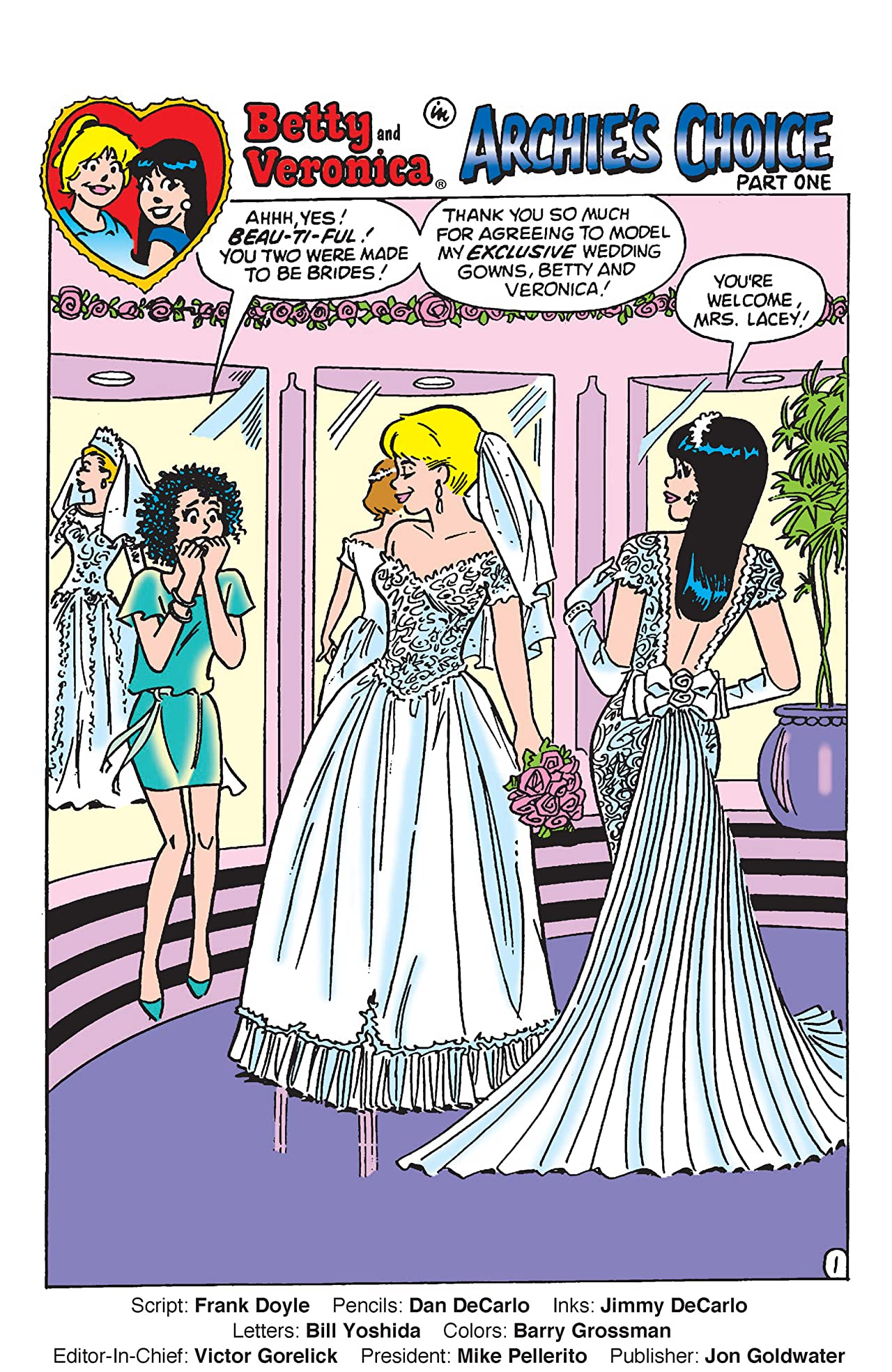 PEP Digital #148: Betty & Veronica Wedded Blitz