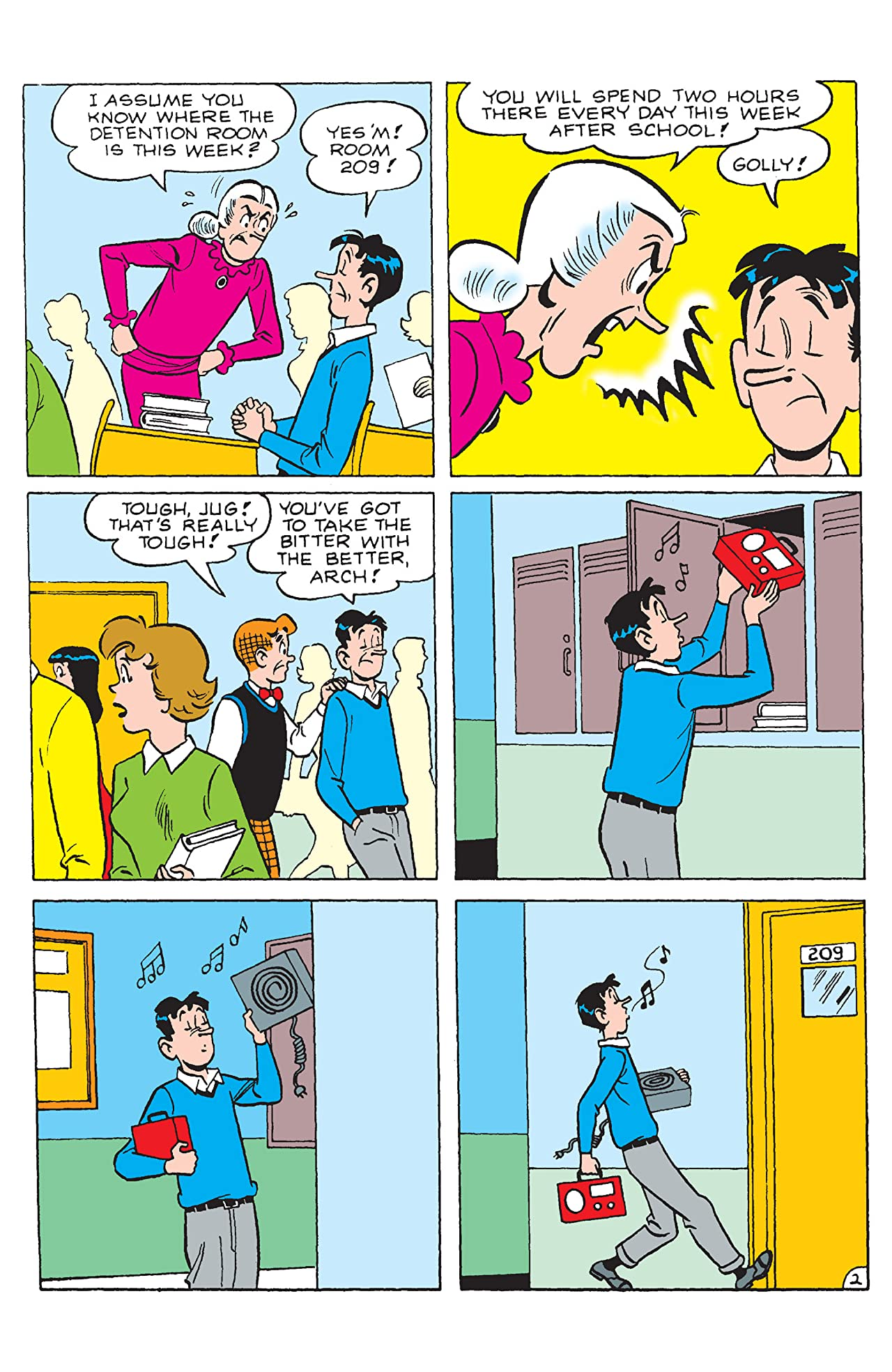 PEP Digital #149: Jughead vs The World