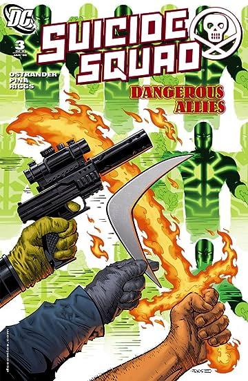 Suicide Squad (2007-2008) #3