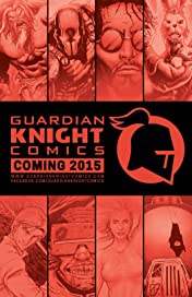 Guardian Knight Comics Preview Book