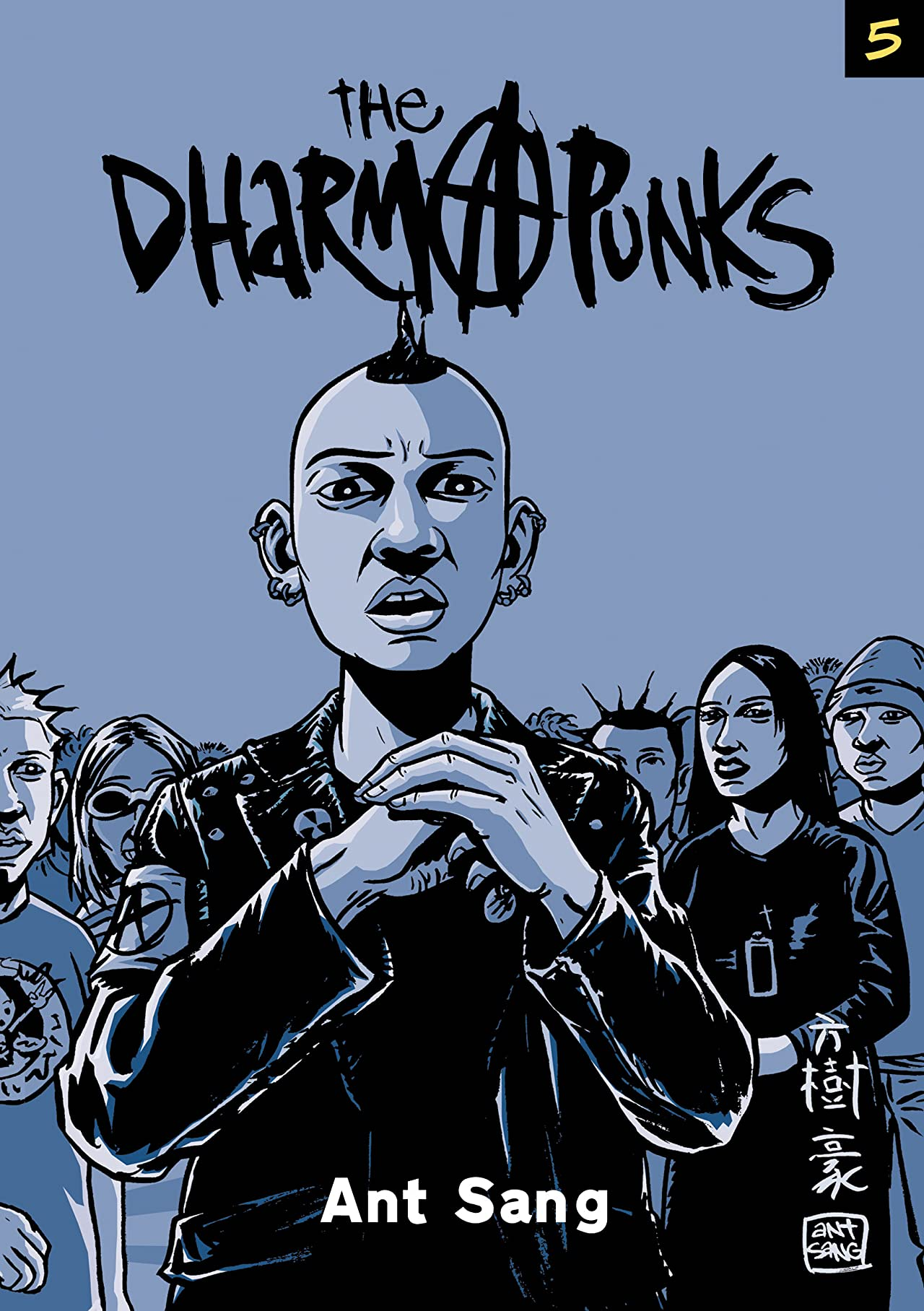 The Dharma Punks #5
