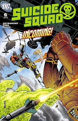 Suicide Squad (2007-2008) #6 (of 8)