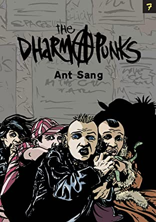 The Dharma Punks #7