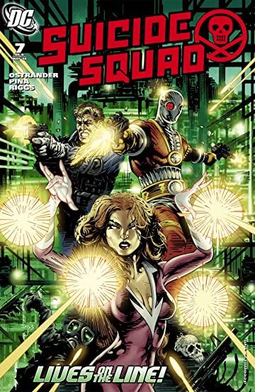Suicide Squad (2007-2008) #7 (of 8)