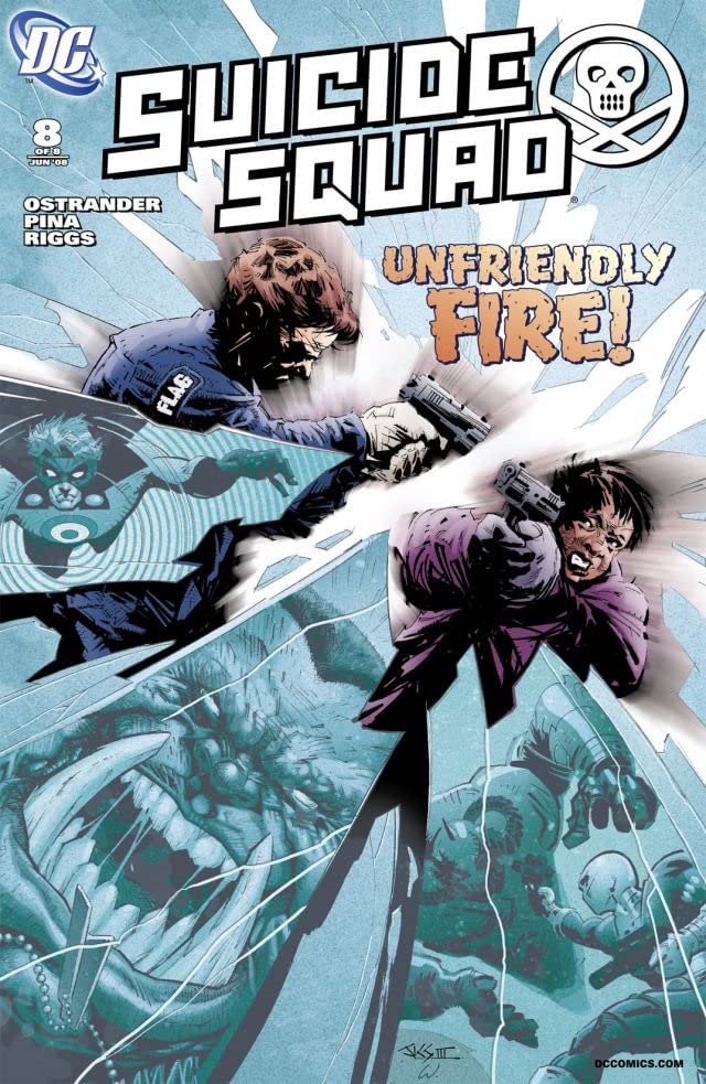 Suicide Squad (2007-2008) #8 (of 8)