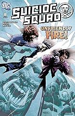 Suicide Squad (2007-2008) #8