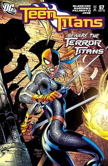 Teen Titans (2003-2011) #57