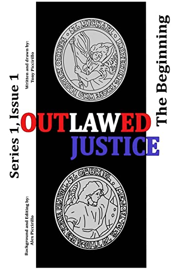 Outlawed Justice #1