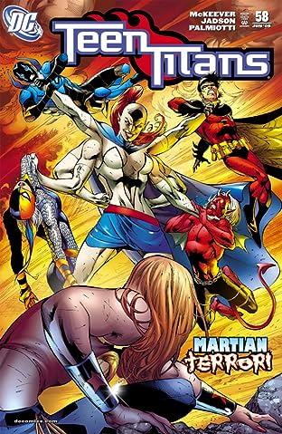Teen Titans (2003-2011) #58