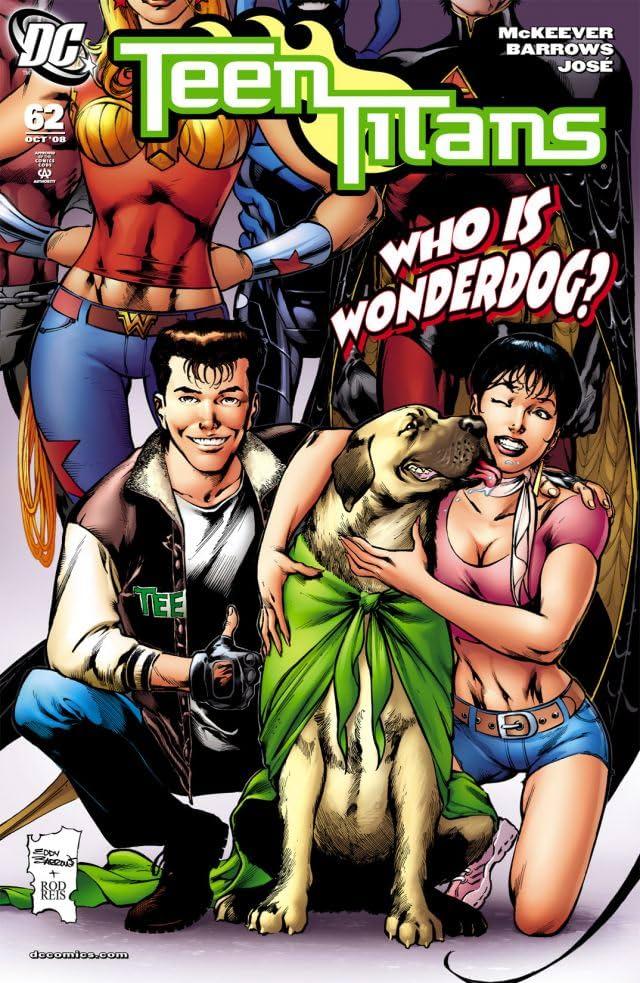 Teen Titans (2003-2011) #62