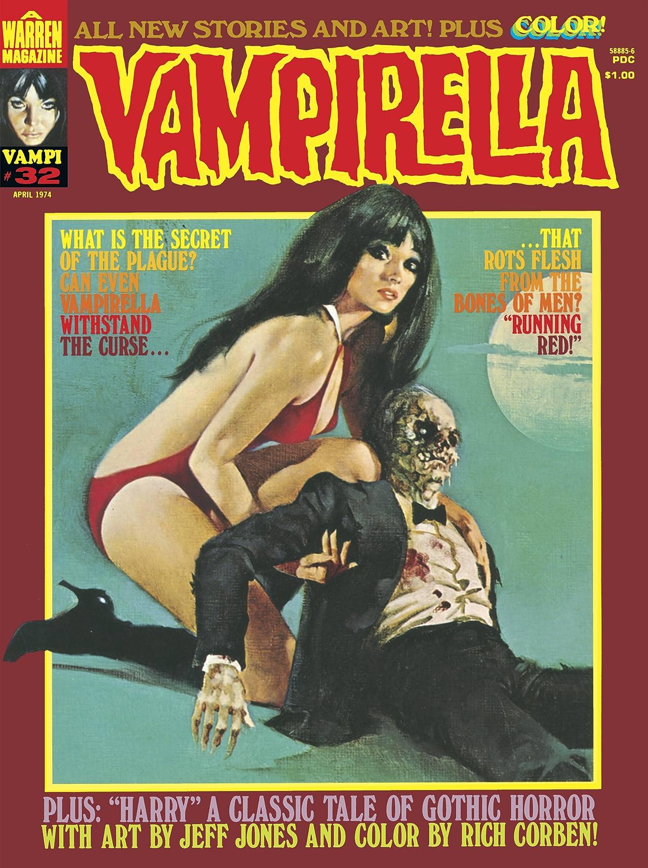 Vampirella (Magazine 1969-1983) #32