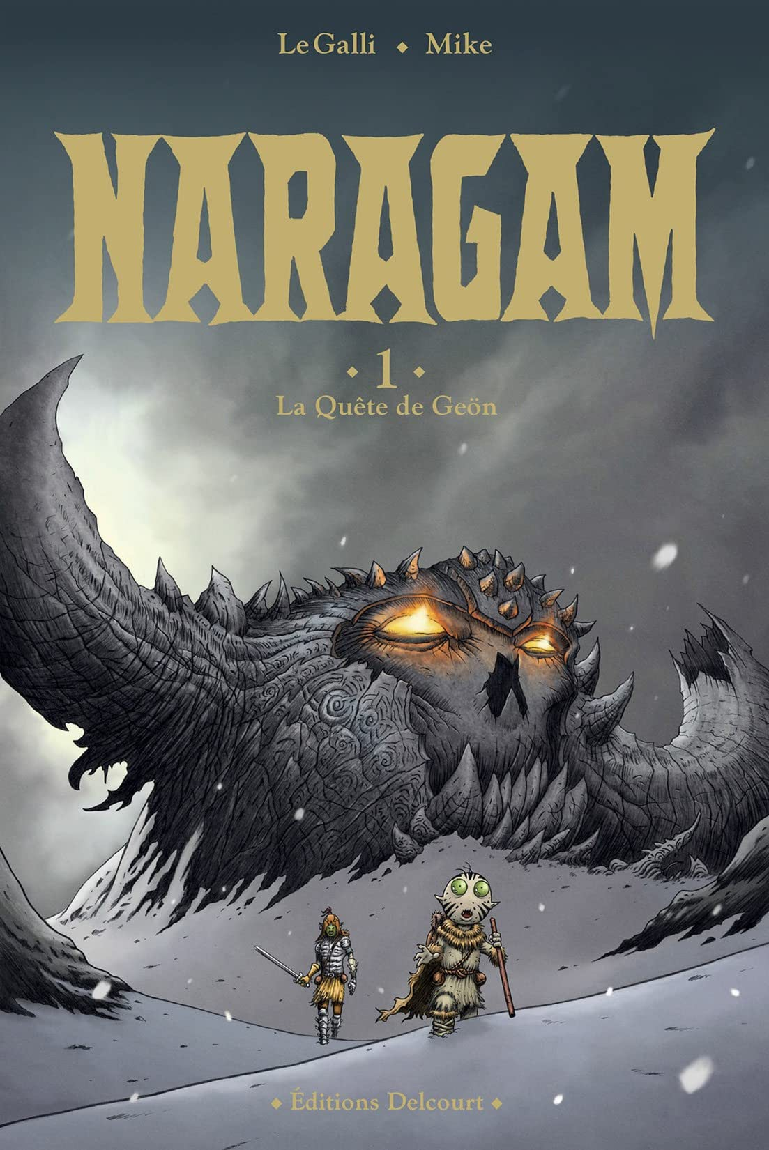 Naragam Vol. 1: La Quête de Geön