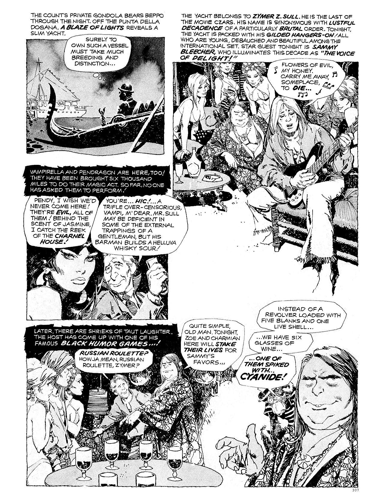 Vampirella (Magazine 1969-1983) #34