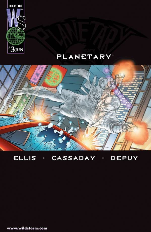 Planetary #3