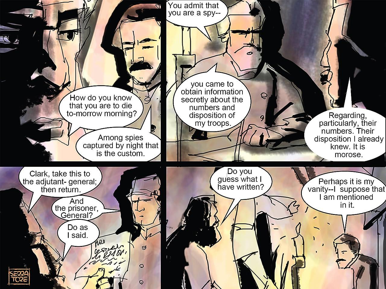 Illustrated Comics Vol. 1: Philosopher