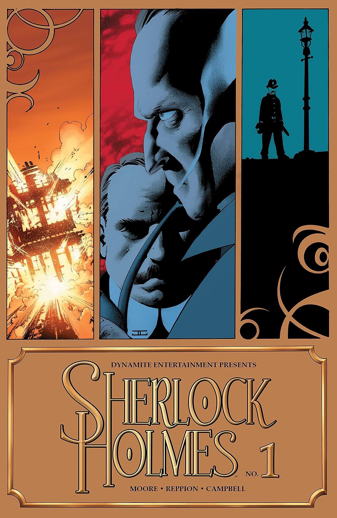Sherlock Holmes #1 (of 5)
