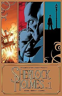 Sherlock Holmes No.1 (sur 5)