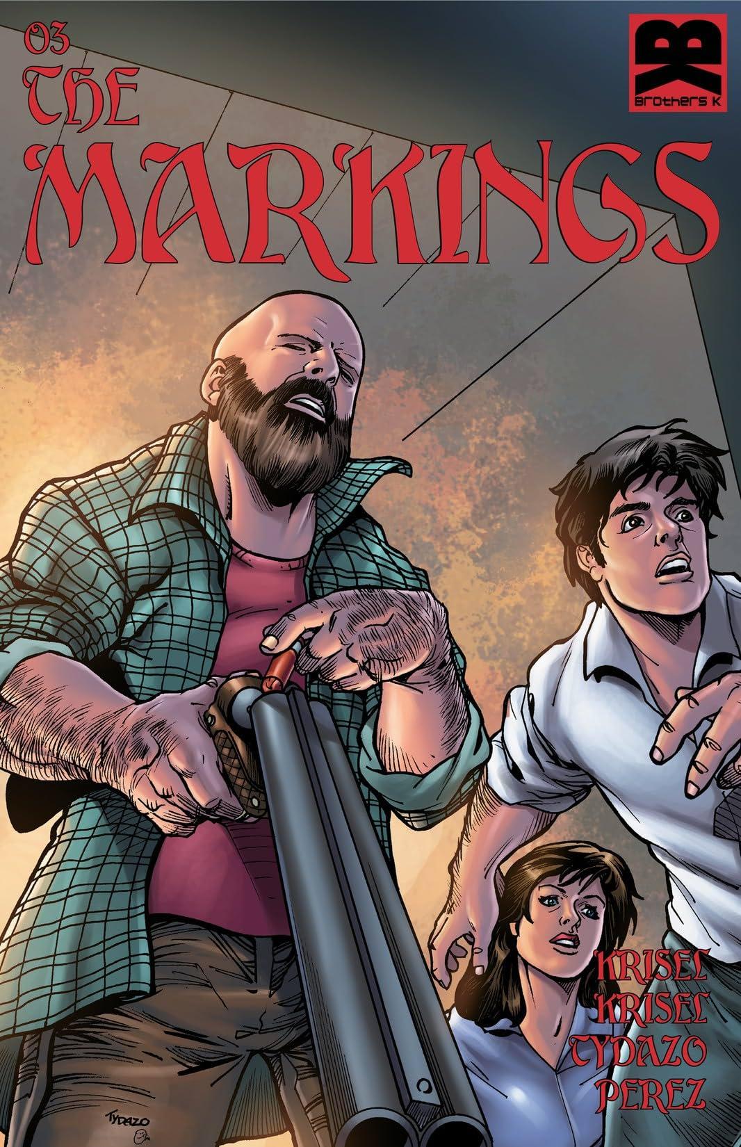 The Markings #3