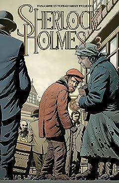 Sherlock Holmes No.3 (sur 5)
