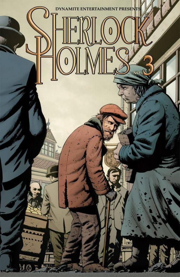Sherlock Holmes #3 (of 5)
