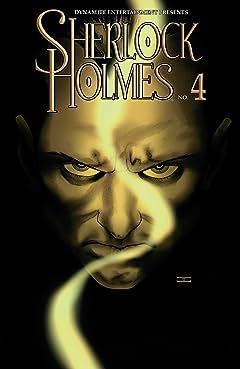 Sherlock Holmes No.4 (sur 5)