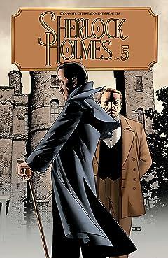 Sherlock Holmes No.5 (sur 5)