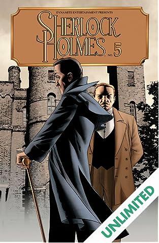 Sherlock Holmes #5 (of 5)