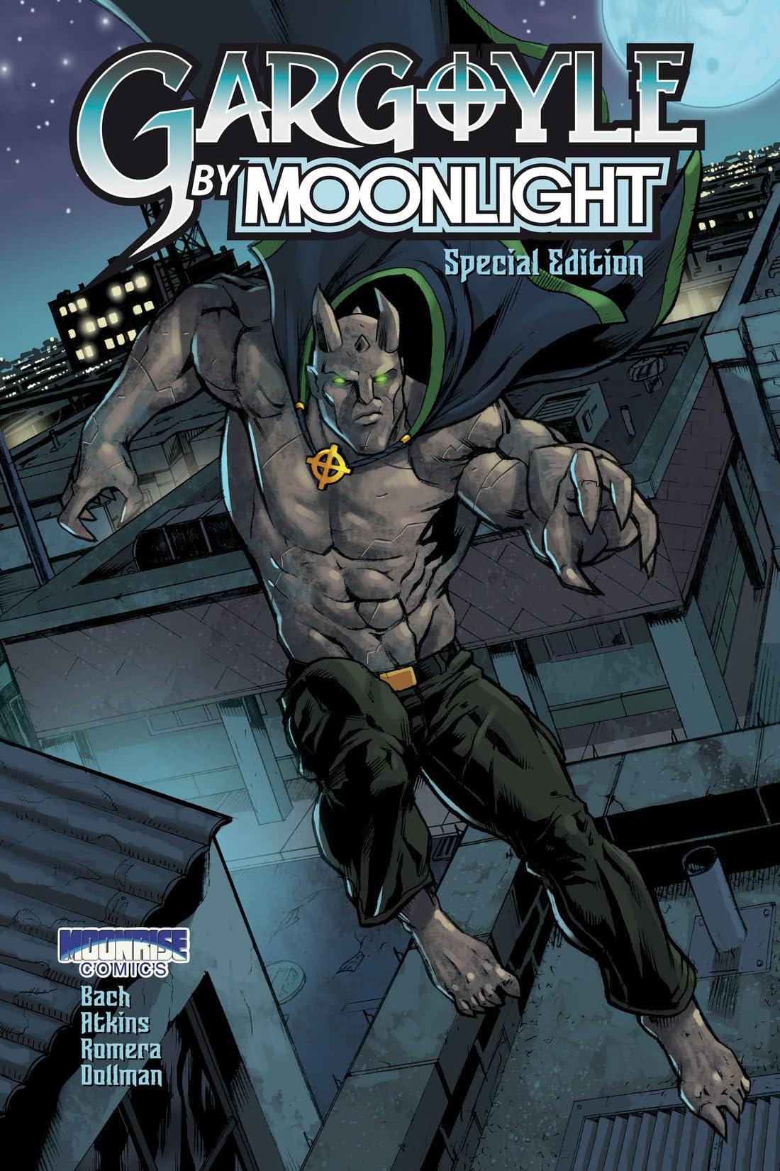 Gargoyle By Moonlight: Special Edition