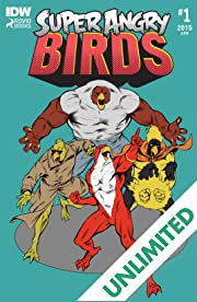 Super Angry Birds #1 (of 4)
