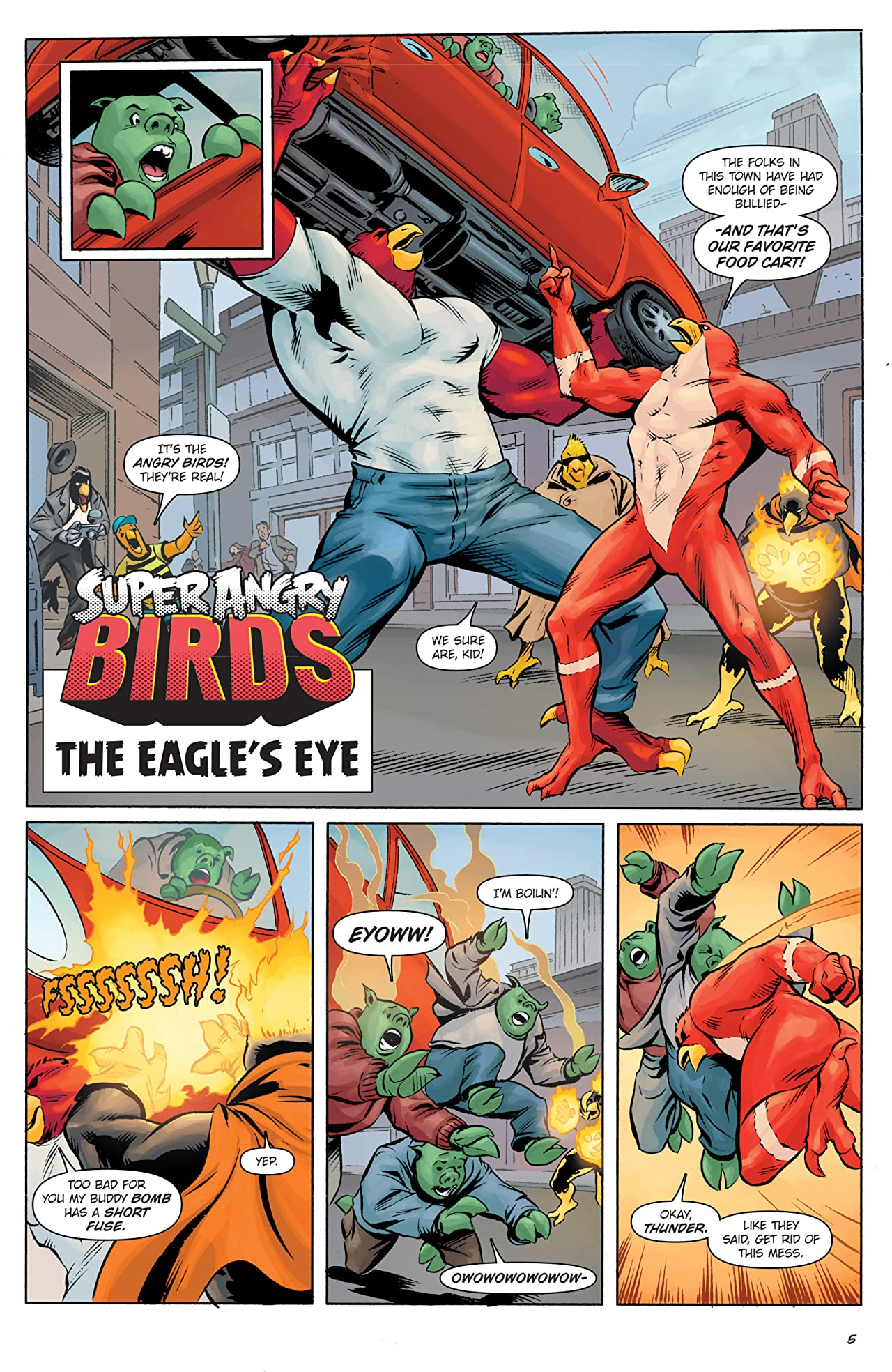Super Angry Birds No.1 (sur 4)