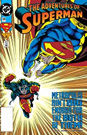 Adventures of Superman (1986-2006) #506