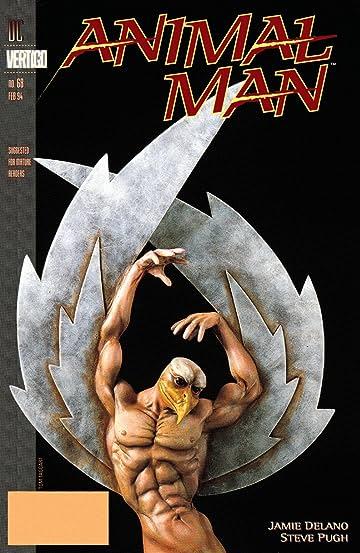 Animal Man (1988-1995) #68