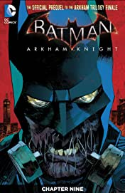 Batman: Arkham Knight (2015-2016) #9